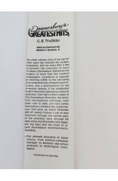 Muestra 1 de DOONESBURY'S GREATEST HITS. A MID SEVENTIES REVUE TPB (G.B. Trudeau) Holt Rhinehart & Winston 1978