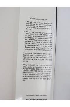 Muestra 2 de DOONESBURY'S GREATEST HITS. A MID SEVENTIES REVUE TPB (G.B. Trudeau) Holt Rhinehart & Winston 1978