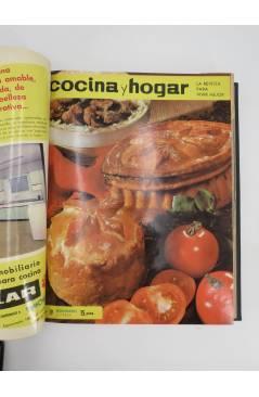 Muestra 5 de REVISTA COCINA Y HOGAR 16 A 30. ENCUADERNADAS EN UN TOMO. AGO 1964 – OCT 1965 (Vvaa) Cocina y Hogar 1965
