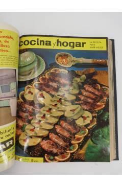 Muestra 7 de REVISTA COCINA Y HOGAR 16 A 30. ENCUADERNADAS EN UN TOMO. AGO 1964 – OCT 1965 (Vvaa) Cocina y Hogar 1965