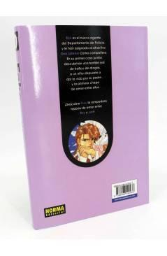 Contracubierta de FAKE 1 (Sanami Matoh) Norma 2005