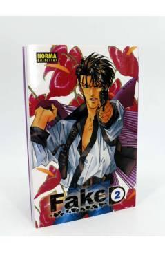 Cubierta de FAKE 2 (Sanami Matoh) Norma 2005