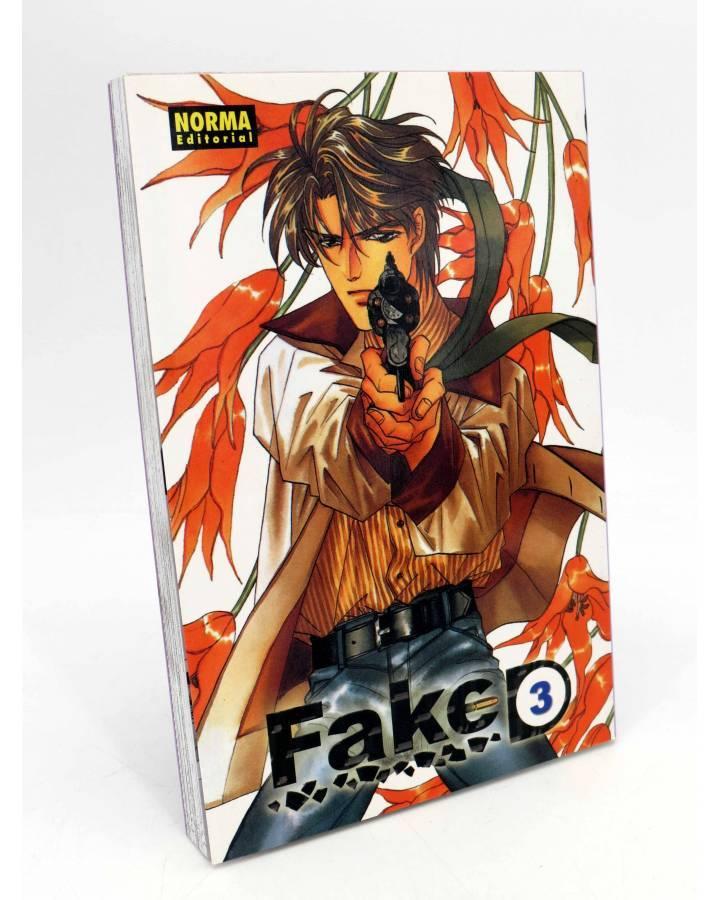 Cubierta de FAKE 3 (Sanami Matoh) Norma 2005
