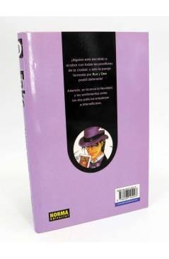 Contracubierta de FAKE 3 (Sanami Matoh) Norma 2005