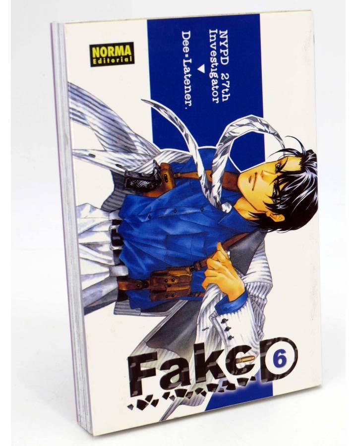 Cubierta de FAKE 6 (Sanami Matoh) Norma 2006