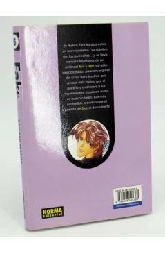 Contracubierta de FAKE 6 (Sanami Matoh) Norma 2006