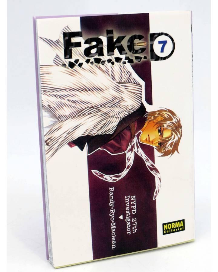 Cubierta de FAKE 7 (Sanami Matoh) Norma 2006