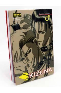 Cubierta de KIZUNA 1 (Kazuma Kodaka) Norma 2005