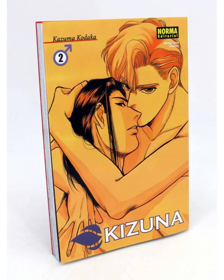 Cubierta de KIZUNA 2 (Kazuma Kodaka) Norma 2005