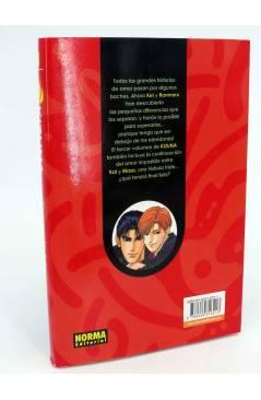 Contracubierta de KIZUNA 3 (Kazuma Kodaka) Norma 2005