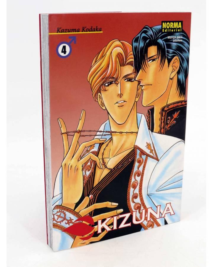 Cubierta de KIZUNA 4 (Kazuma Kodaka) Norma 2006