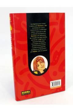 Contracubierta de KIZUNA 4 (Kazuma Kodaka) Norma 2006