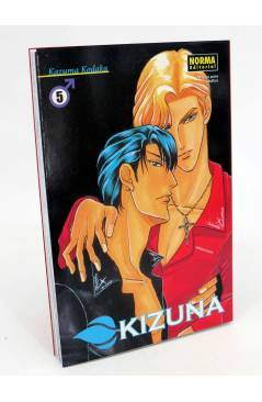 Cubierta de KIZUNA 5 (Kazuma Kodaka) Norma 2006