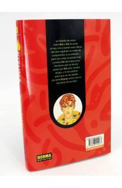 Contracubierta de KIZUNA 5 (Kazuma Kodaka) Norma 2006