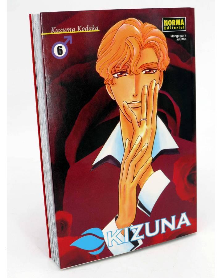 Cubierta de KIZUNA 6 (Kazuma Kodaka) Norma 2006