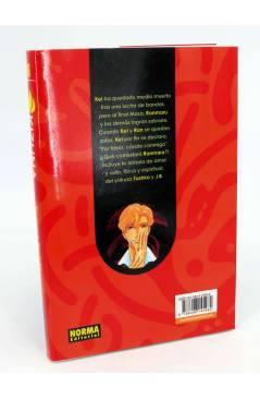 Contracubierta de KIZUNA 6 (Kazuma Kodaka) Norma 2006