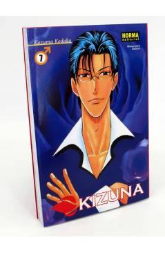 Cubierta de KIZUNA 7 (Kazuma Kodaka) Norma 2007