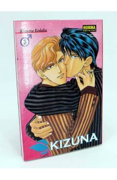 Contracubierta de KIZUNA 1 A 10. COMPLETA (Kazuma Kodaka) Norma 2005