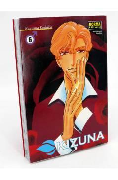 Muestra 6 de KIZUNA 1 A 10. COMPLETA (Kazuma Kodaka) Norma 2005