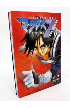 Cubierta de MANGA GRAN VOLUMEN 24. MACROSS 7 TRASH 1 (Haruhiko Mikimoto) Norma 1998
