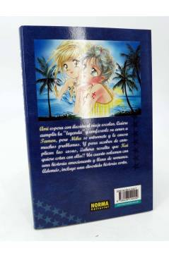 Contracubierta de ULTRA CUTE 4 (Nami Akimoto) Norma 2005