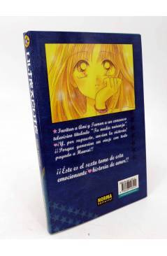 Contracubierta de ULTRA CUTE 6 (Nami Akimoto) Norma 2005