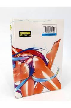 Contracubierta de WADATSUMI 1 (Yomisuke Kotoyoshi) Norma 2004