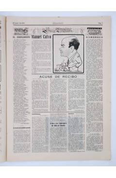 Muestra 1 de MASCLETA BOMBARDERO SEMANAL GRÁFICO LITERARIO 7. 12 junio 1952 (Vvaa) Guerri 1952