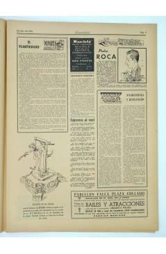 Muestra 1 de MASCLETA BOMBARDERO SEMANAL GRÁFICO LITERARIO 11. 26 Julio 1952 (Vvaa) Guerri 1952