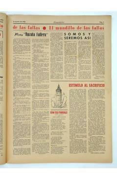 Muestra 2 de MASCLETA BOMBARDERO SEMANAL GRÁFICO LITERARIO 14. 16 Ago 1952 (Vvaa) Guerri 1952