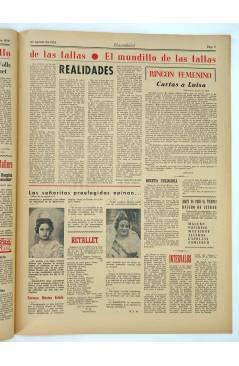 Muestra 2 de MASCLETA BOMBARDERO SEMANAL GRÁFICO LITERARIO 15. 23 Agosto 1952 (Vvaa) Guerri 1952