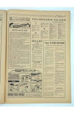 Muestra 1 de MASCLETA BOMBARDERO SEMANAL GRÁFICO LITERARIO 17. 12 junio 1952 (Vvaa) Guerri 1952