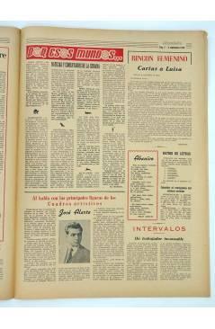 Muestra 2 de MASCLETA BOMBARDERO SEMANAL GRÁFICO LITERARIO 17. 12 junio 1952 (Vvaa) Guerri 1952