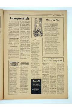 Muestra 1 de MASCLETA BOMBARDERO SEMANAL GRÁFICO LITERARIO 18 (Vvaa) Guerri 1952