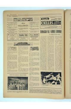 Muestra 2 de MASCLETA BOMBARDERO SEMANAL GRÁFICO LITERARIO 18 (Vvaa) Guerri 1952