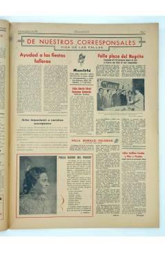 Muestra 2 de MASCLETA BOMBARDERO SEMANAL GRÁFICO LITERARIO 29. 6 Dic 1952 (Vvaa) Guerri 1952