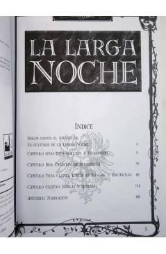 Muestra 1 de EL TEATRO DE LA MENTE LA LARGA NOCHE. PARA VAMPIRO: EDAD OSCURA (Vvaa) La Factoría de Ideas 2001