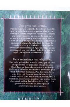 Muestra 3 de EL TEATRO DE LA MENTE GUIA DE LA CAMARILLA. VAMPIRO LA MASCARADA (Vv. Aa.) La Factoría de Ideas 2003