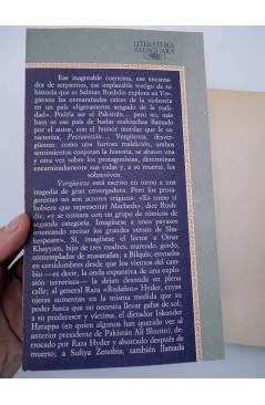 Muestra 1 de VERGÜENZA (Salman Rushdie) Alfaguara 1985