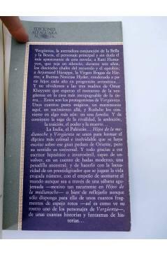 Muestra 2 de VERGÜENZA (Salman Rushdie) Alfaguara 1985