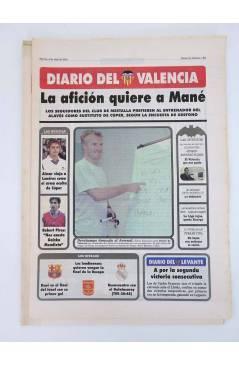Muestra 2 de DIARIO DEL VALENCIA C.F. 24 NÚMEROS. SUPLEMENTO DEL DIARIO DE VALENCIA. FEBRERO 2001. Sueltos 3€ (Vvaa) 200