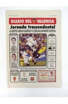 Muestra 3 de DIARIO DEL VALENCIA C.F. MARZO 2001 COMPLETO. 31 NºS. SUPLEMENTO DEL DIARIO DE VALENCIA (Vvaa) Valencia C.