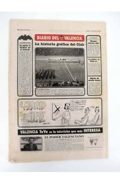 Muestra 4 de DIARIO DEL VALENCIA C.F. MARZO 2001 COMPLETO. 31 NºS. SUPLEMENTO DEL DIARIO DE VALENCIA (Vvaa) Valencia C.
