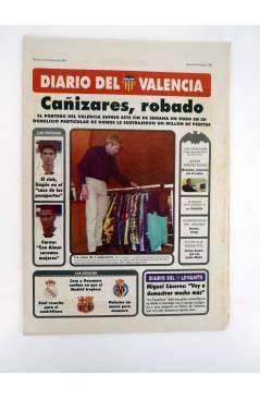 Muestra 2 de DIARIO DEL VALENCIA C.F. ABRIL 2001. 28 DE 30 NºS. SUPLEMENTO DEL DIARIO DE VALENCIA (Vvaa) Valencia C. de