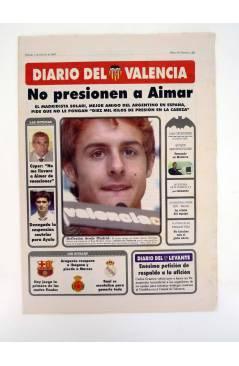 Muestra 3 de DIARIO DEL VALENCIA C.F. ABRIL 2001. 28 DE 30 NºS. SUPLEMENTO DEL DIARIO DE VALENCIA (Vvaa) Valencia C. de