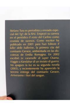 Muestra 1 de BÁRBAROS ITALIA SERIE NEGRA NO APAGUES LA LUZ (Stefano Tura) Barataria 2005