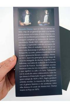 Muestra 1 de COL BÁRBAROS. AMAURY (Alexandre Dumas) Barataria 2013