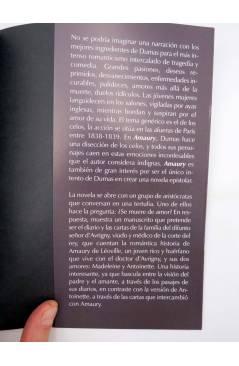 Muestra 2 de COL BÁRBAROS. AMAURY (Alexandre Dumas) Barataria 2013
