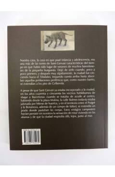 Contracubierta de COL BÁRBAROS. ANIMALES URBANOS (Karin Leiz) Barataria 2004