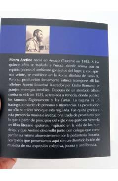 Muestra 1 de COL BÁRBAROS. CASOS DE AMOR (Pietro Aretino / Perico Pastor) Barataria 2010